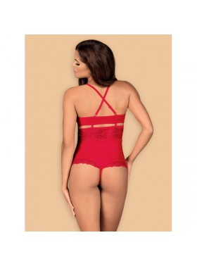 838-TED-3 Body ouvert - Rouge